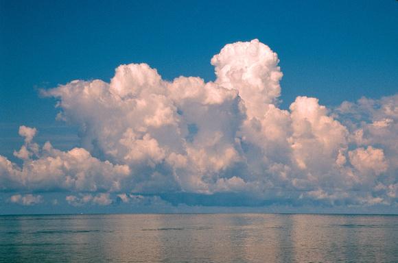 Thunderhead Cloud Pics Caseville Thunderhead Cloud 06